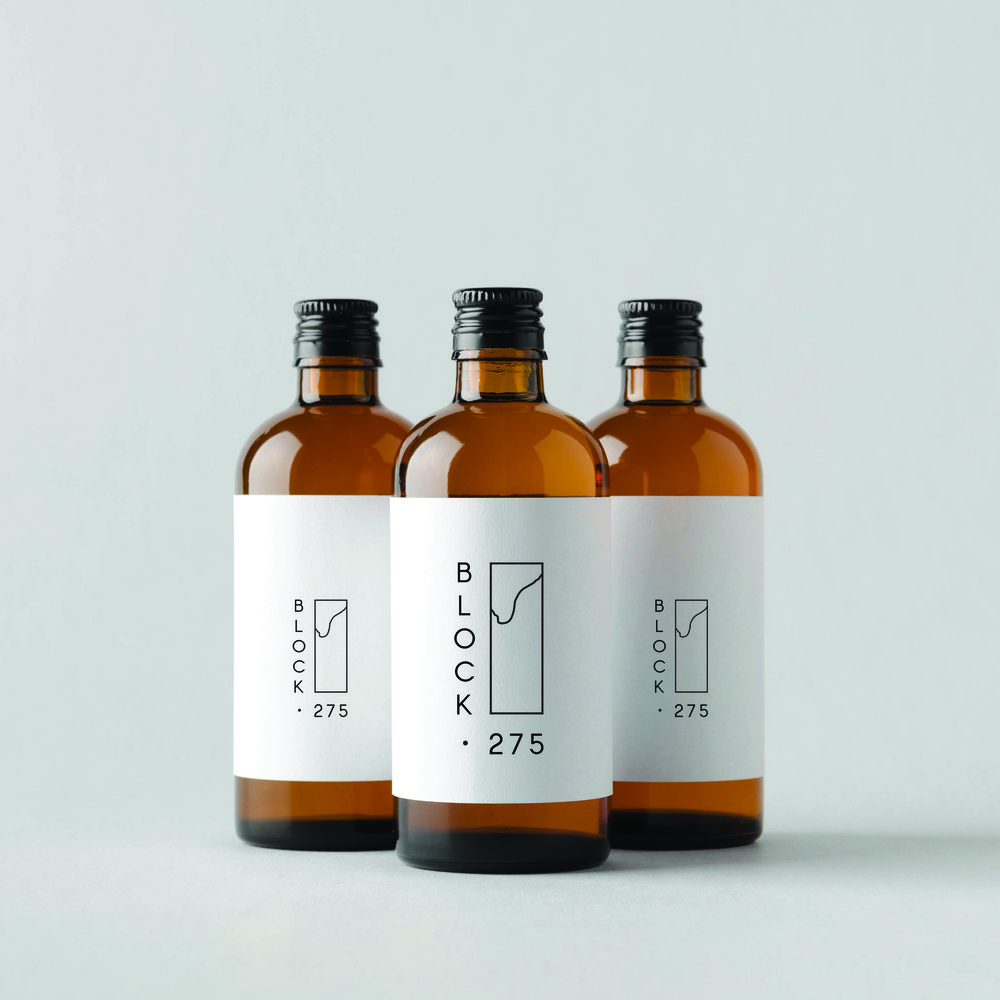 Georgie McKenzie Graphic Design | Block 275 Branding