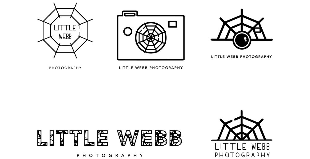 Georgie McKenzie Graphic Design | Little Web Photography