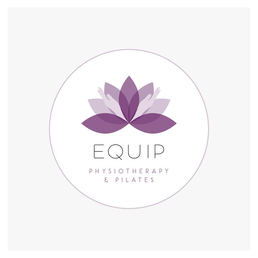 Georgie-McKenzie-Graphic-Design-Equip-Physio-Therapy-Logo-Design
