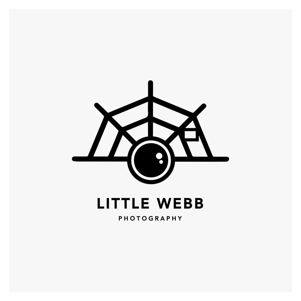 Georgie-McKenzie-Graphic-Design-Little-Webb-Photography-Logo-Design