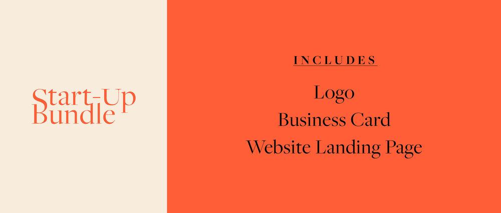 Georgie McKenzie Design Startup Bundle 2018
