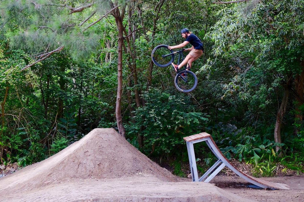Mountainboarding and BMX Park Beaconsfield