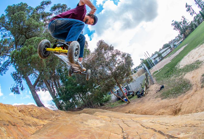 Dylan Warren Backside Lipslide - Photo Eddy Kusdiana