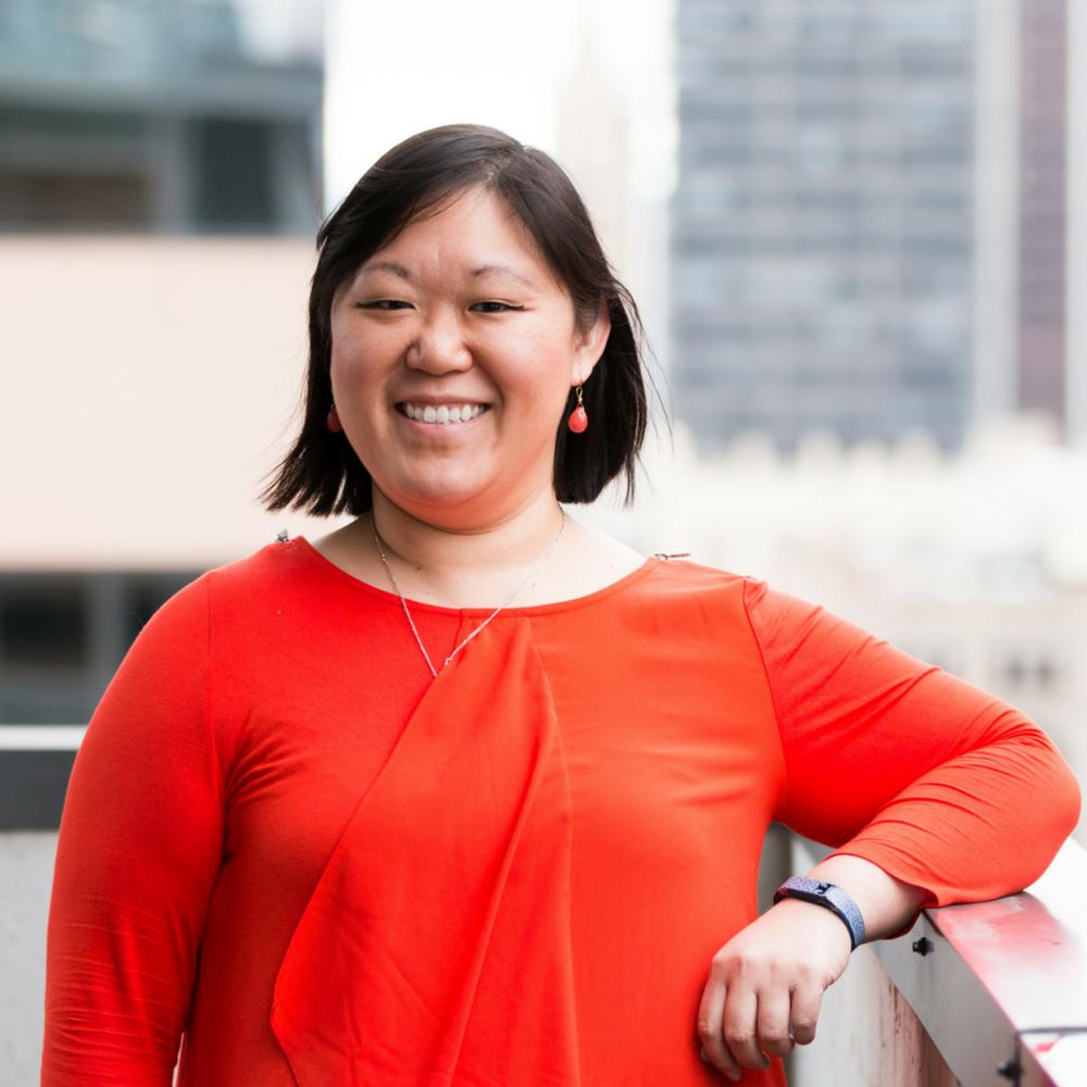 Helene Kwong - Ethical Digital Marketer