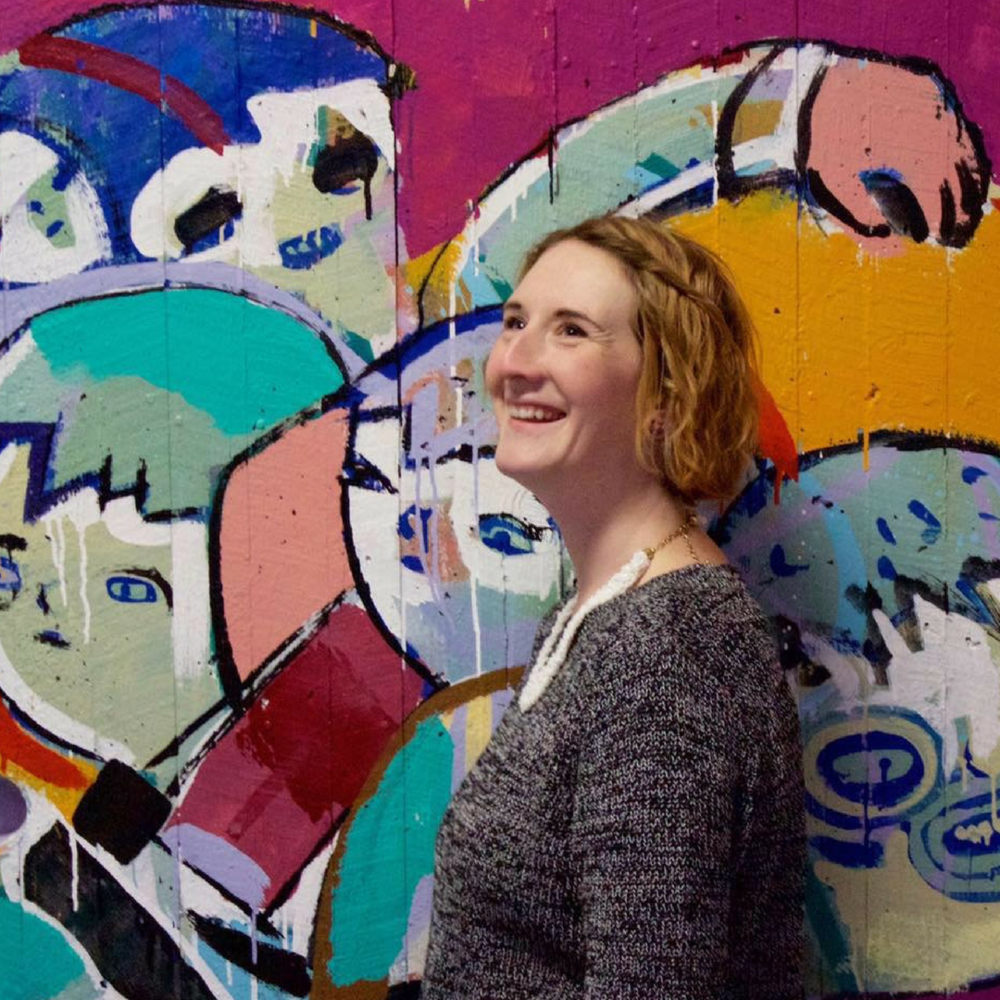 Molly O'Riley - Artist and Creativity Coach