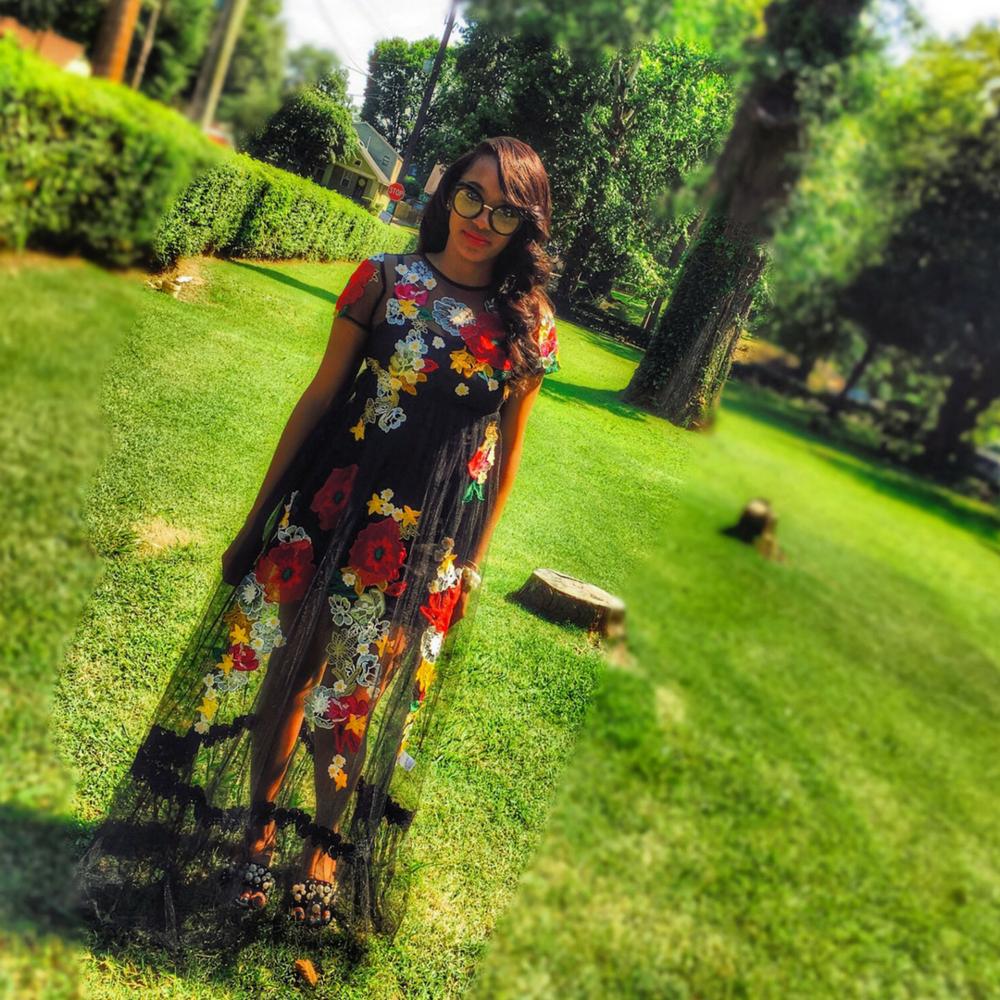 Ambernique Johnson - A.J.'s Luxe Wear - feel good fashion.