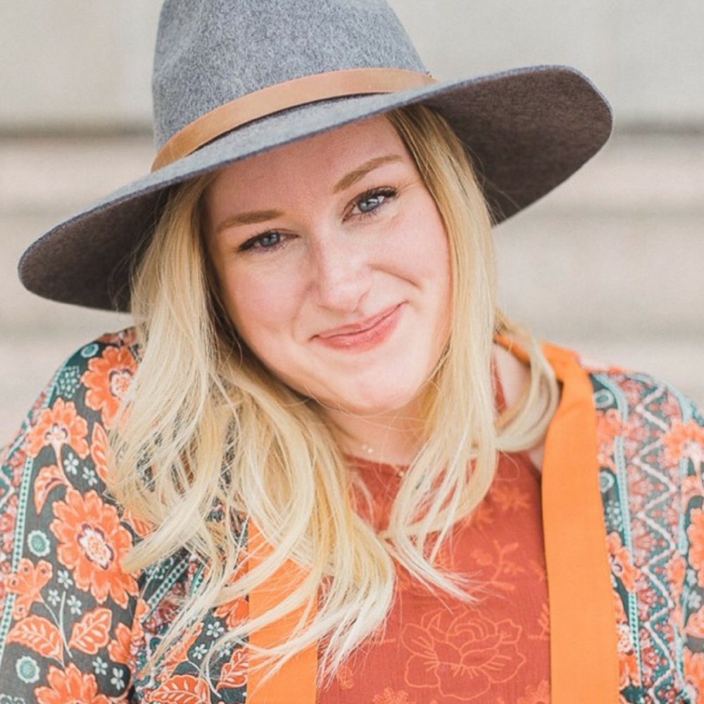 Megan Johnson - Photographer + Go-Getter