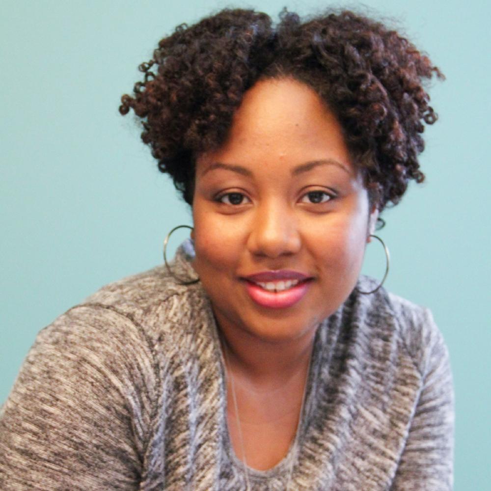 Chamel Evans - Faith Mentor + Encourager + Designer