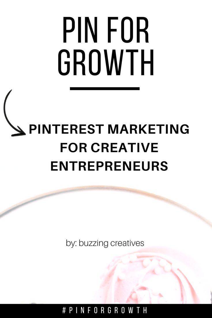 Pinterest: Pin for Growth - Pin for Growth is for creative entrepreneurs, small business owners, and bloggers who seek to gain targeted traffic and make passive income by using the highly effective platform of Pinterest.This course will give you an in-depth understanding of how you can leverage Pinterest to market your business and will provide you with the strategies you need.You'll learn the basics of Pinterest for your business (creating graphics that work, how to drive traffic, using keywords, optimizing your profile, + more) plus learn how to use Pinterest to grow your list, your following, your traffic, and your business.
