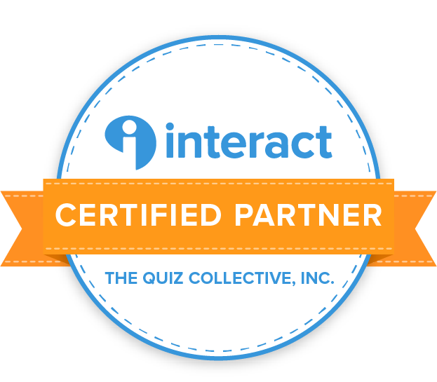 Create your own quiz!  - Click the badge on the right, sister, to check out Interact and get started creating your own ahhmazing email opt-in quiz!
