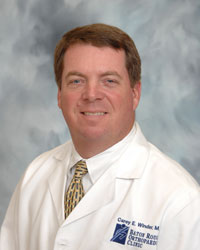 Carey E. Winder, M.D.