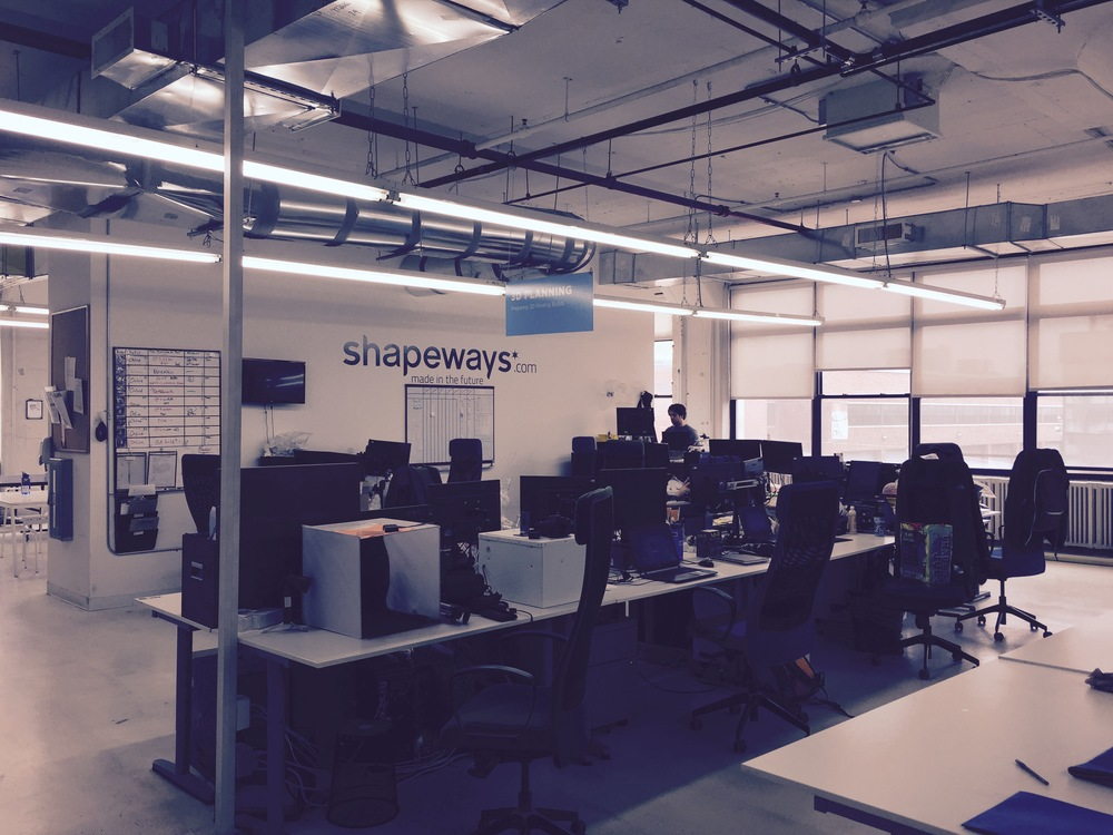 Shapeways office