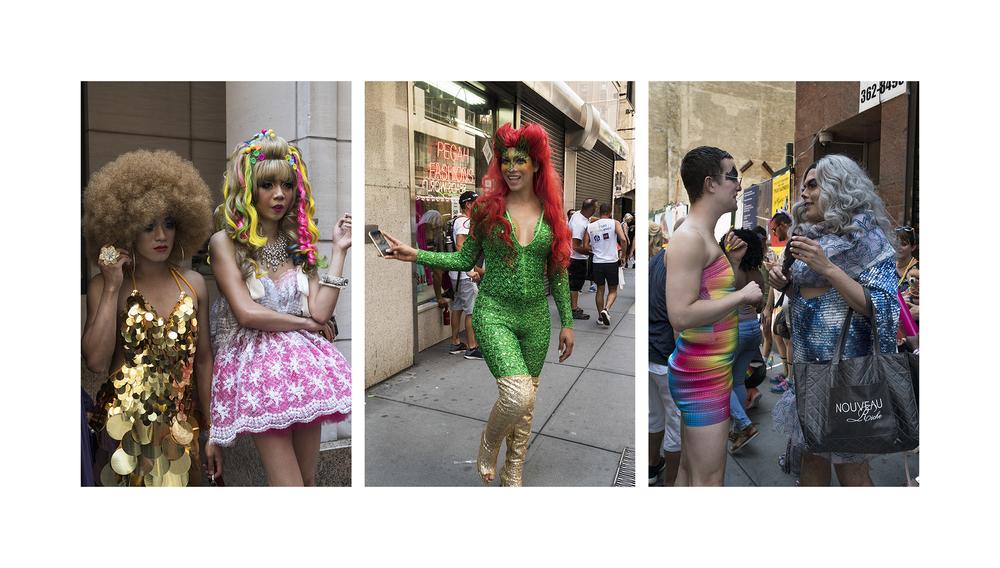 Drag, NYC Pride