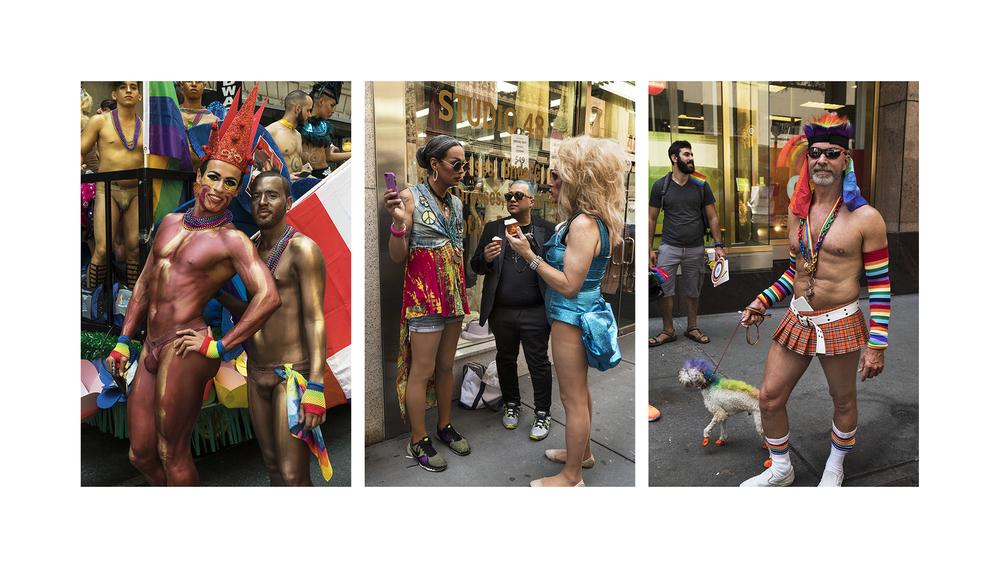 Parade Ready, NYC