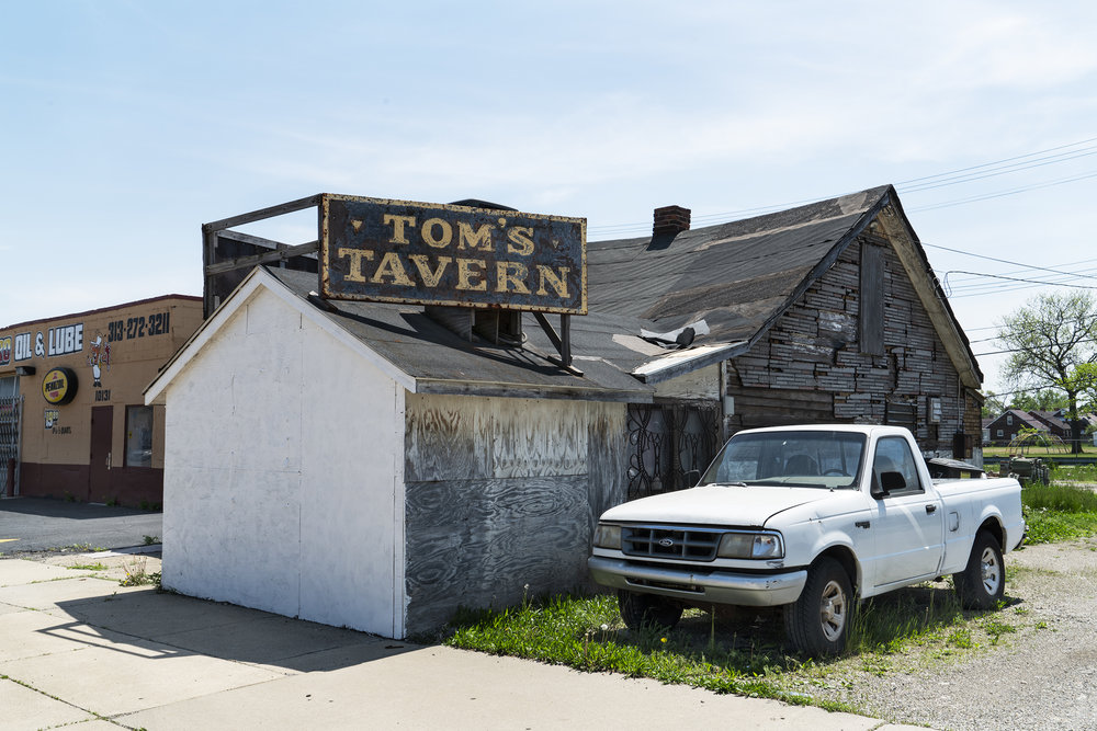 Tom's Tavern, Detroit 2018