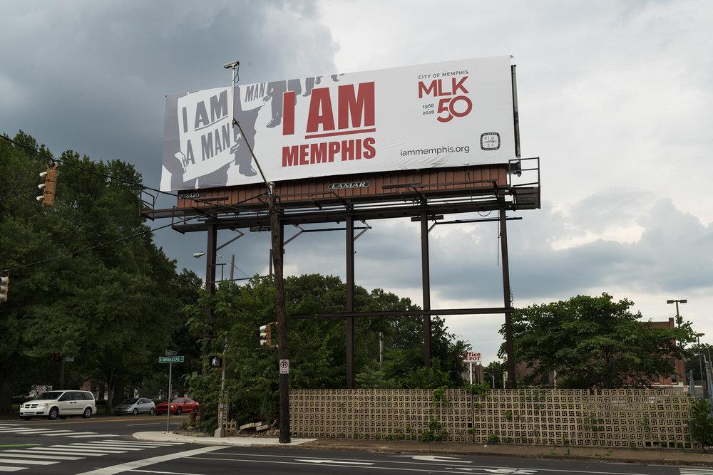 I AM MEMPHIS, Memphis 2018
