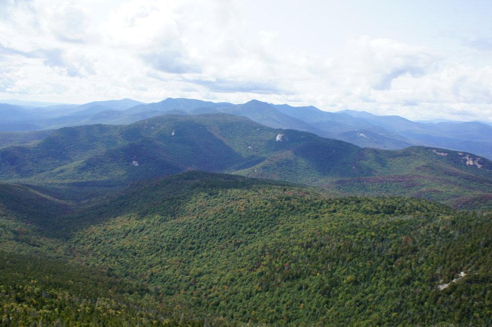 Mount Major,New Hampshire -