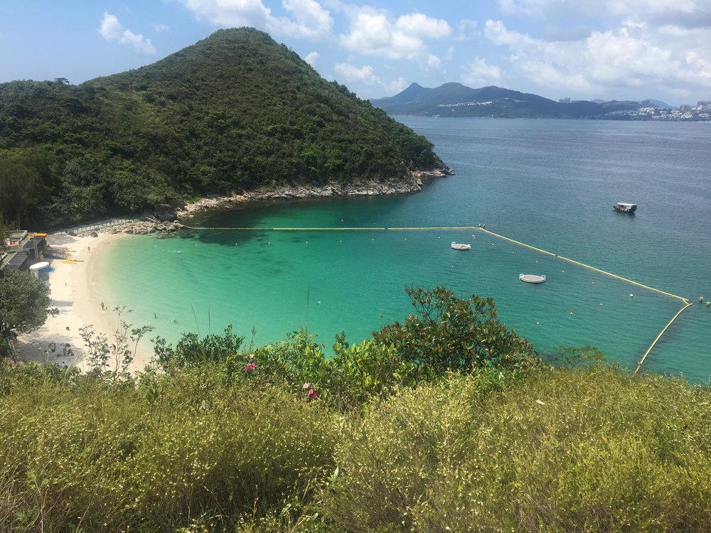 Sharp Island, Hong Kong -