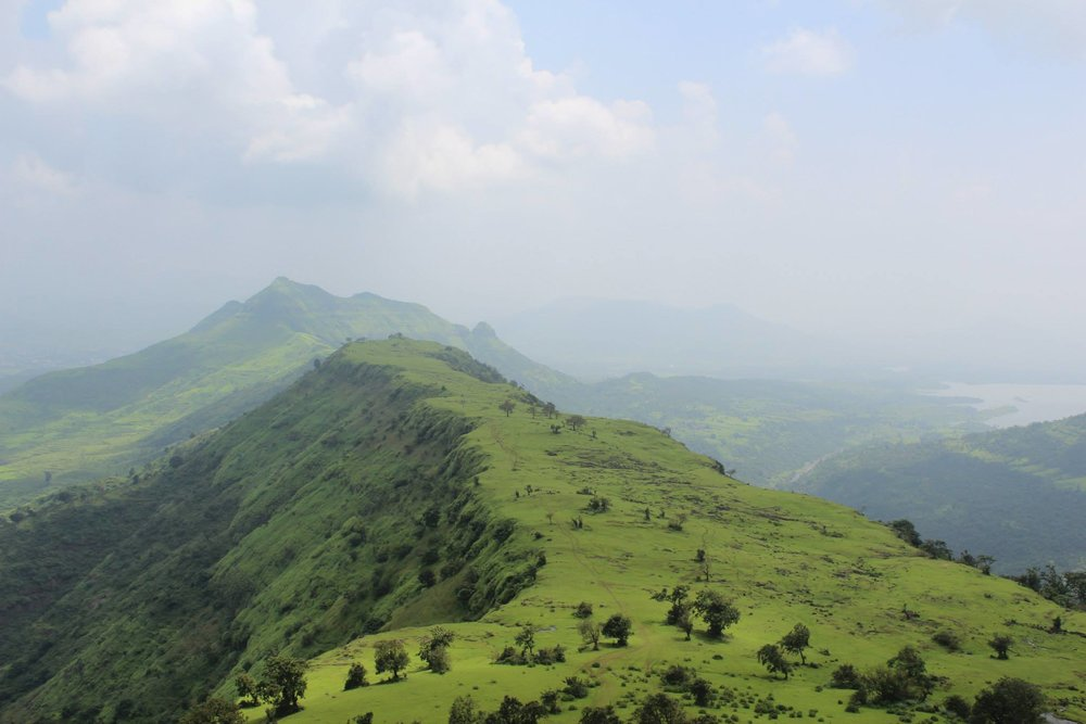 Garbett Peak, India -