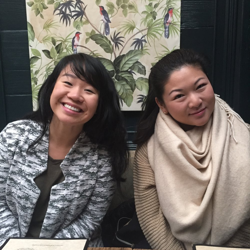 First, I'd like to introduce my travel buddy (one of the best!) on the left, Sandy Luu, and our host on the right, Alison Lo. First order of business is eating so Alison took us to House of Small Wonders close to where she lives in Williamsburg. Here you'll find the BEST matcha green tea latte and some Japanese comfort food.