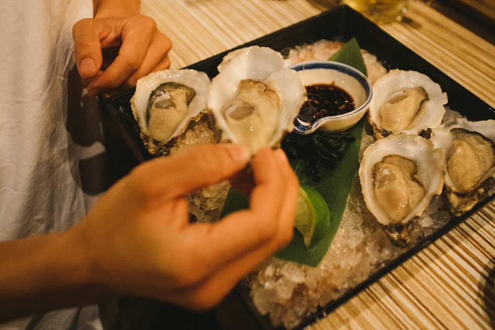 majestic oysters