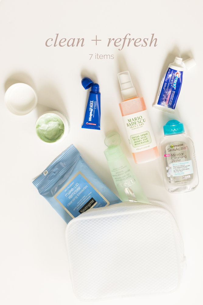 travel bag essentials for every trip clean and refresh