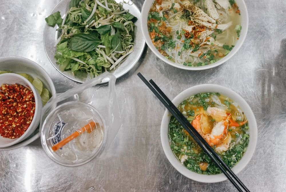 Vietnamese Food in Saigon - Where and What to Eat - ben thanh market.jpg