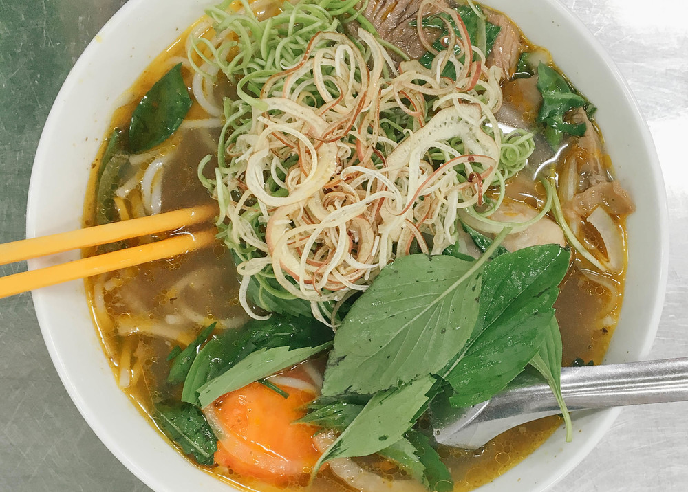 Vietnamese Food in Saigon - Where and What to Eat - song anh restaurant.jpg