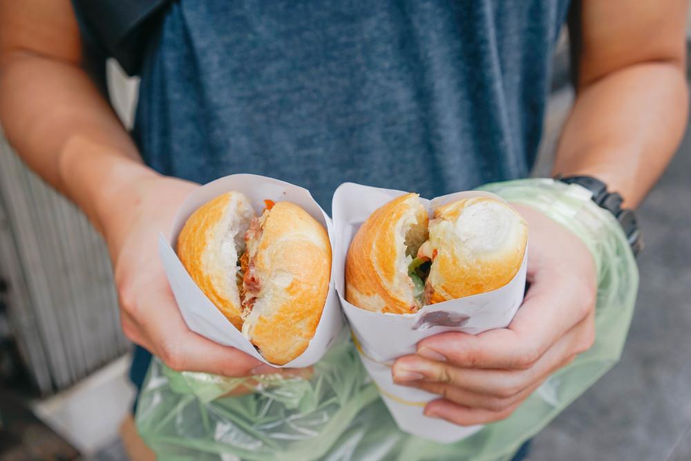 Vietnamese Food in Saigon - Where and What to Eat - huynh hoa bakery.jpg