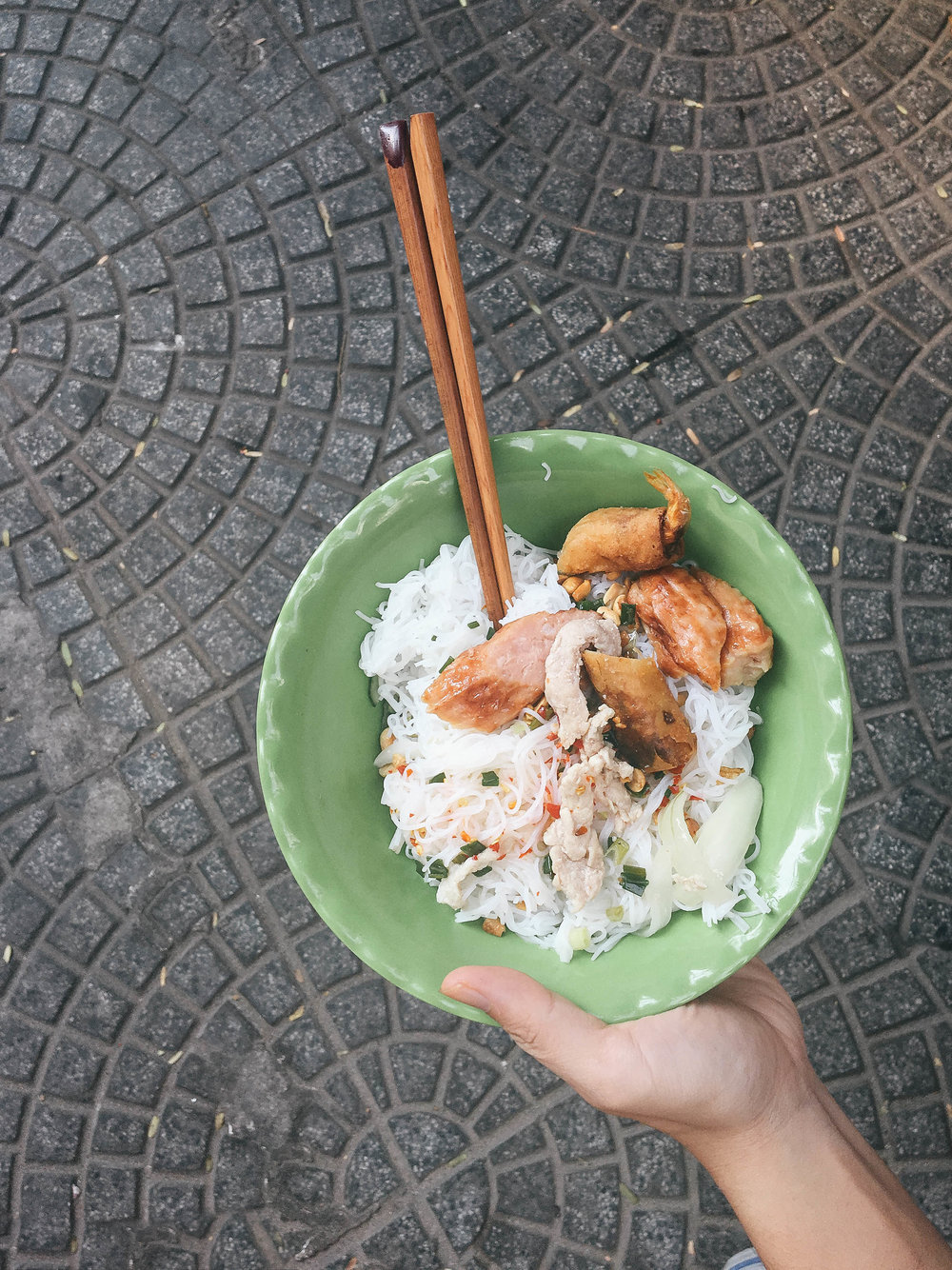 Vietnamese Food in Saigon - Where and What to Eat - street food.jpg