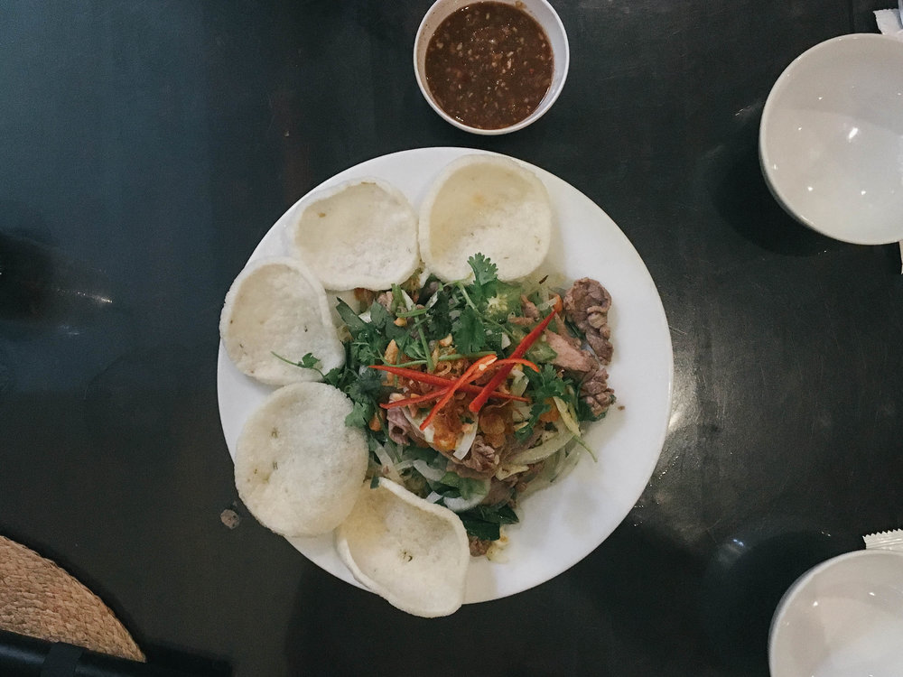 Vietnamese Food in Saigon - Where and What to Eat - nha hang ngon restaurant.jpg