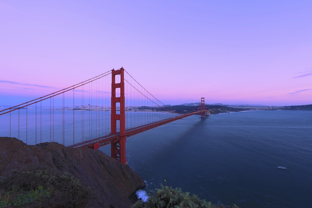 Golden Gate Bridge, San Francisco