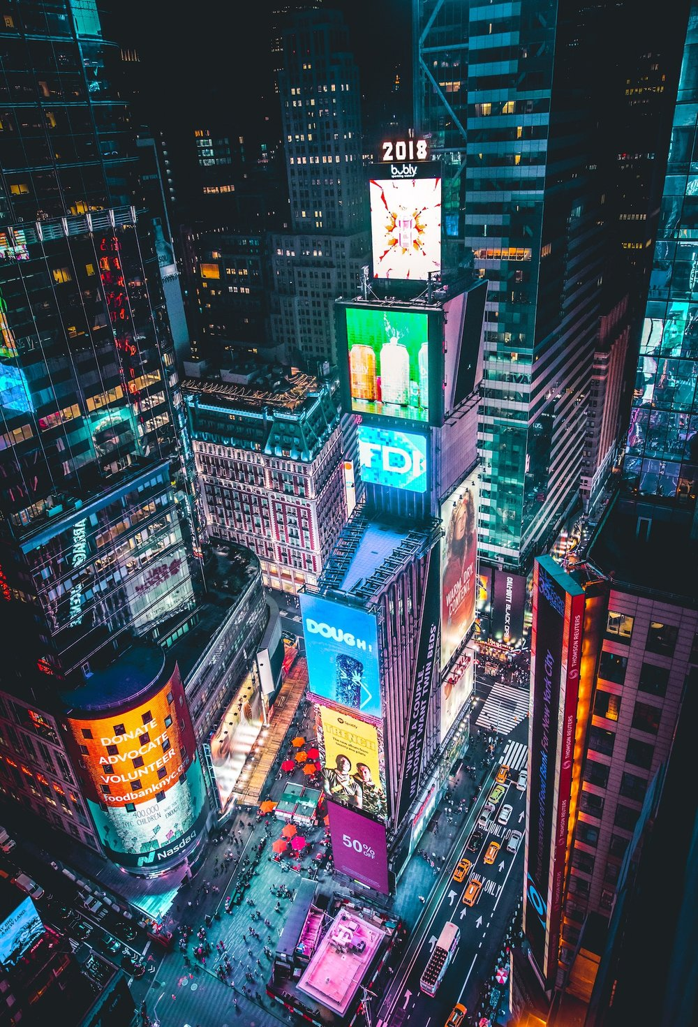 Times Square - Data Processing engine