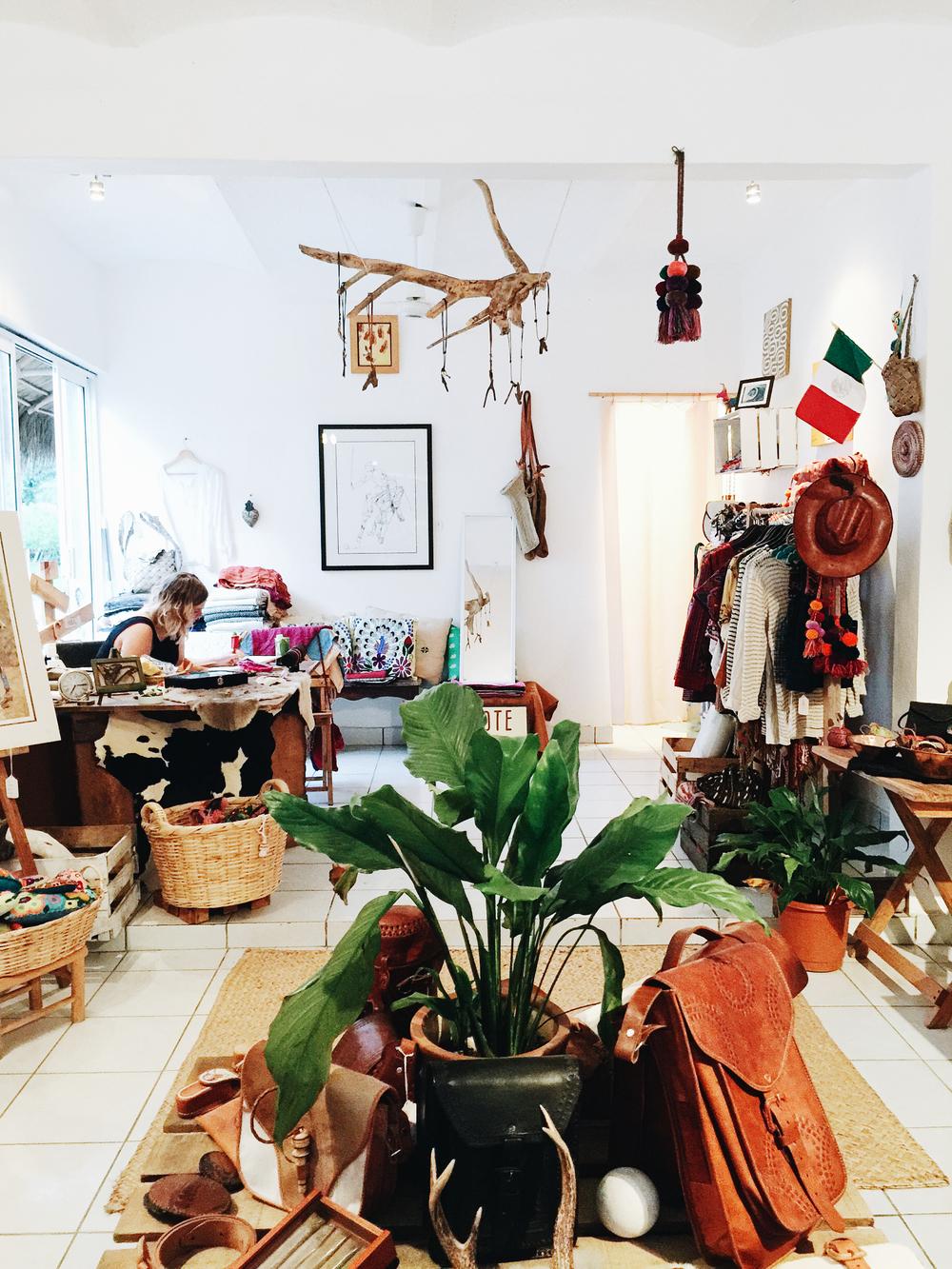 Elote Arte in San Pancho