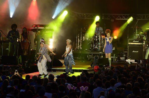 Bec Laughton @ Easterfest 2013 - Toowoomba, AUS