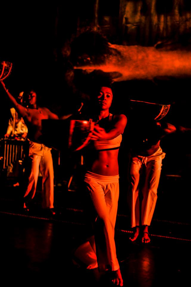 """SANKOFA"" by Ashanti Dance Theatre - Melbourne, AUS"