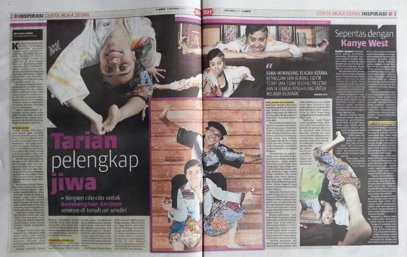 Berita Harian Newspaper