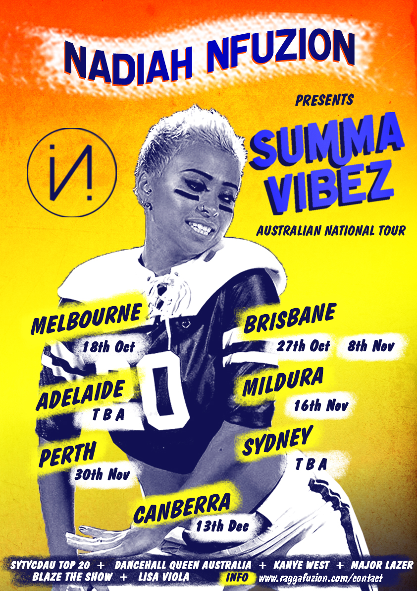 AUSTRALIA NATIONAL TOUR 2014