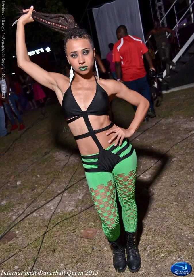 International Dancehall Queen 2015 - Montego Bay, JAM