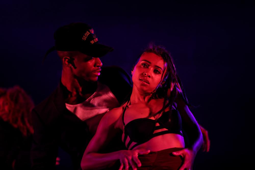 Dare To Dancehall, LA Feat. Ramone Wilkinson