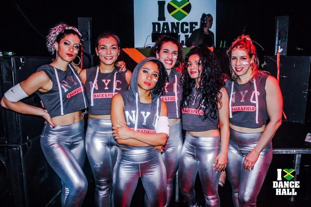 I LOVE Dancehall Showcase 2016 - Melbourne, AUS