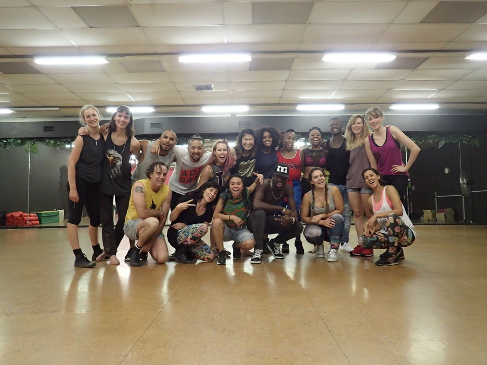 True Jamaican Dancehall Camp Feb 2016