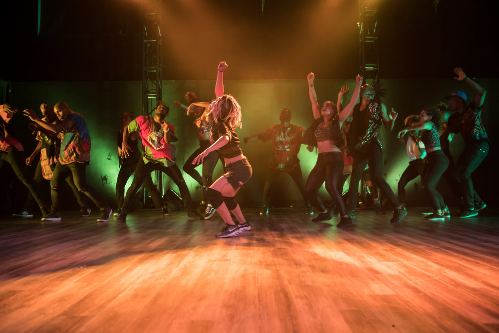 Dare to Dancehall II (Photo by Tony Carraba)