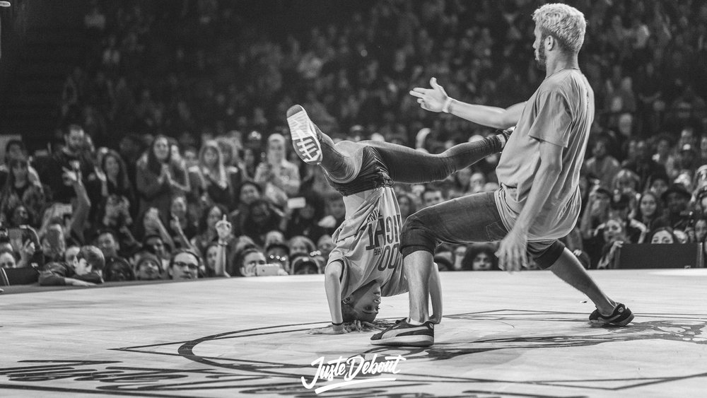 Juste Debout Dancehall Battle 2017 FINALS - Paris, FRN