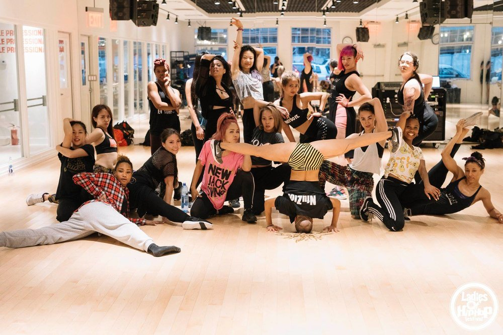 DANCEHALL Workshop July 2017