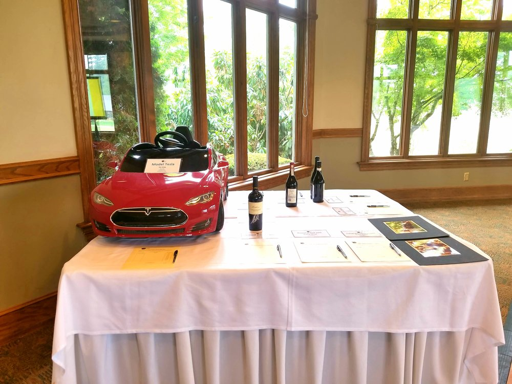 Silent Auction with Tesla.jpg
