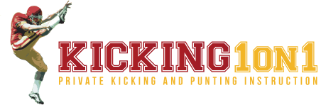 Kicking1on1 - Football Kicking and Punting Lessons & Camps