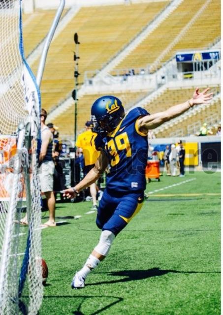 Franklyn Cervenka Cal Kicker