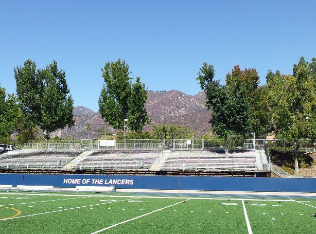 la salle high school's kohorst field, pasadena, ca