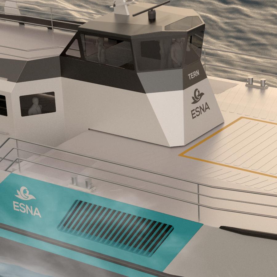 ESNA - marine design